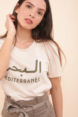 Tshirt Méditerranée