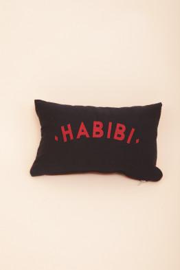 Bicolor Cushion Habibi