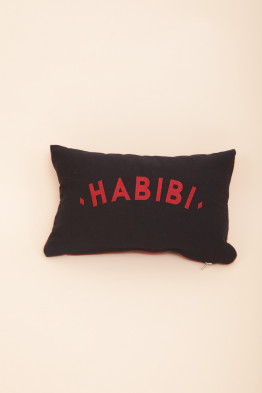 Coussin Bi Habibi