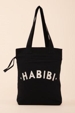 Drawstring Tote Habibi
