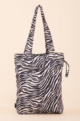 Tote Zebra