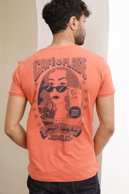 tshirt café tunisie