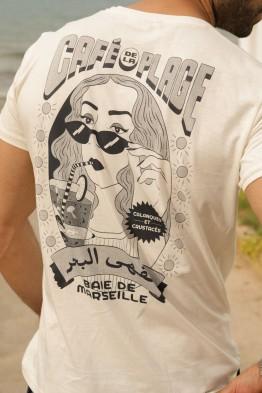 tshirt café marseille