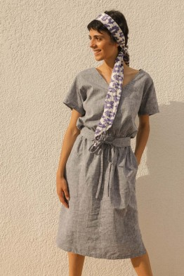 robe cassis