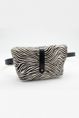 Zebra Belt Bag
