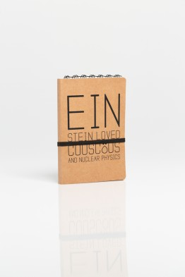 EINSTEIN Little Notebook