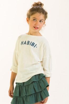 Little habibi loose Tshirt