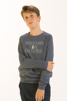 Litlle Rockstars Sweater