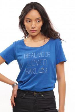 Tshirt Beauvoir