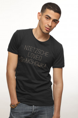 Tshirt Nietzche