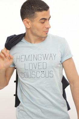 Hemingway Tshirt