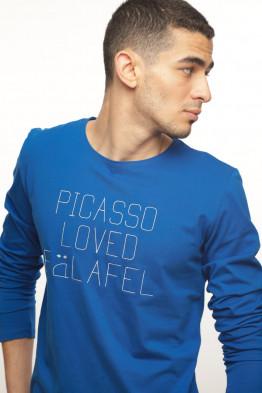 Tshirt Marinière Picasso