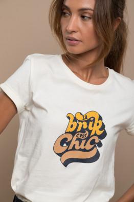 Tshirt Brik Chic