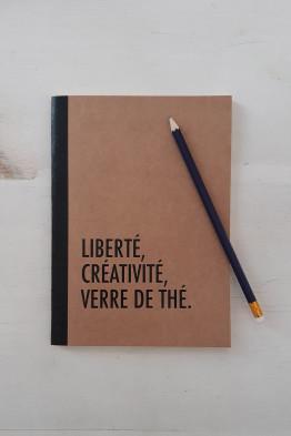 Liberté Notebook