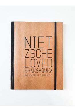 Nietzsche Big Notebook