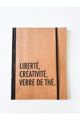 Liberté Big Notebook