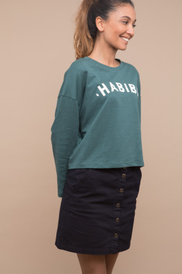 Belly Habibi Sweater