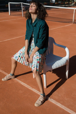 Sole Skirt