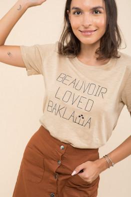 Beauvoir T-shirt
