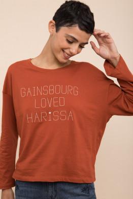Crop Gainsbourg